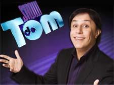 """Um dia no """"Show do Tom"""""""