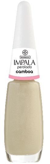 Esmalte Impala (SAC 0800 7027277) Camboa, R$ 1,60