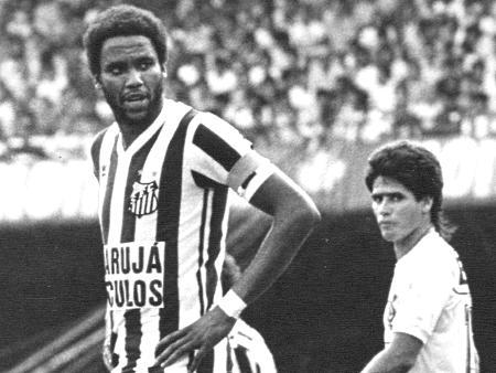 Santos - Copa Libertadores da América de 1984 7570e621949c4