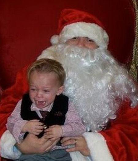 - De presente de Natal, eu quero nunca mais ter que passar por isso!
