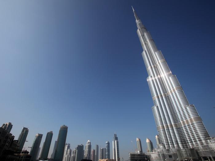 Burj Dubai Reuters G