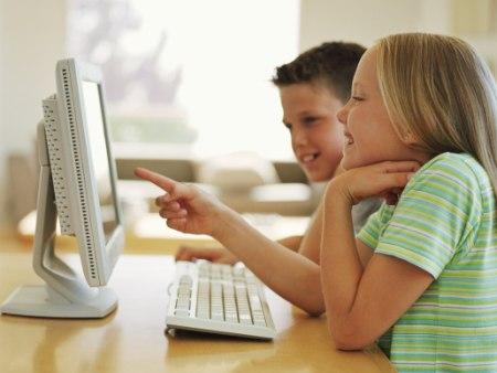 As crianças e o Facebook e as redes sociais