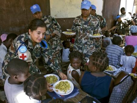 Entenda o que é missão de paz no Haiti - Internacional - R7