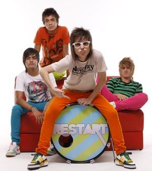 Restart:mp3 musicas Rock pop Restart-m-20100120