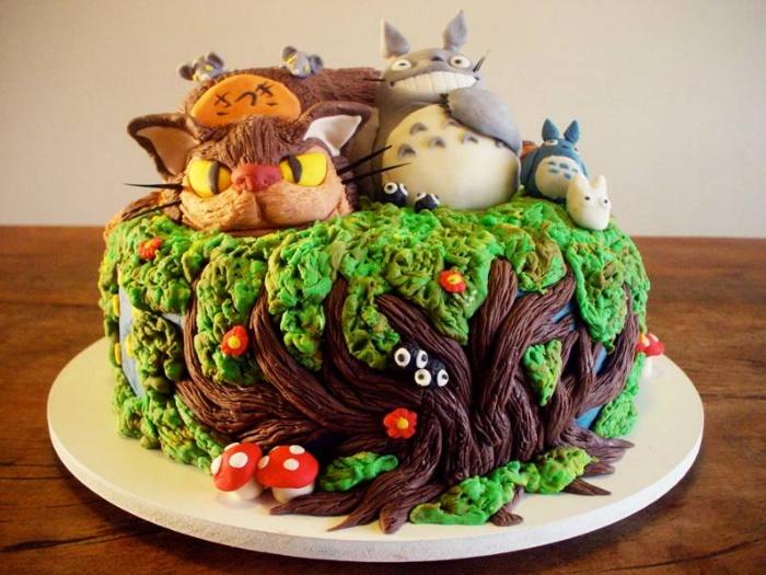 Layers Cake Design Studio : Bolos decorados parecem esculturas - Foto 3 - Receitas e ...