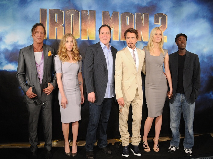 Homem de Ferro 2 - Premiére