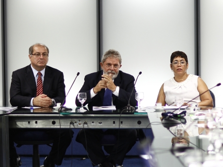 Ricardo Stuckert/02.fev.2010/PR
