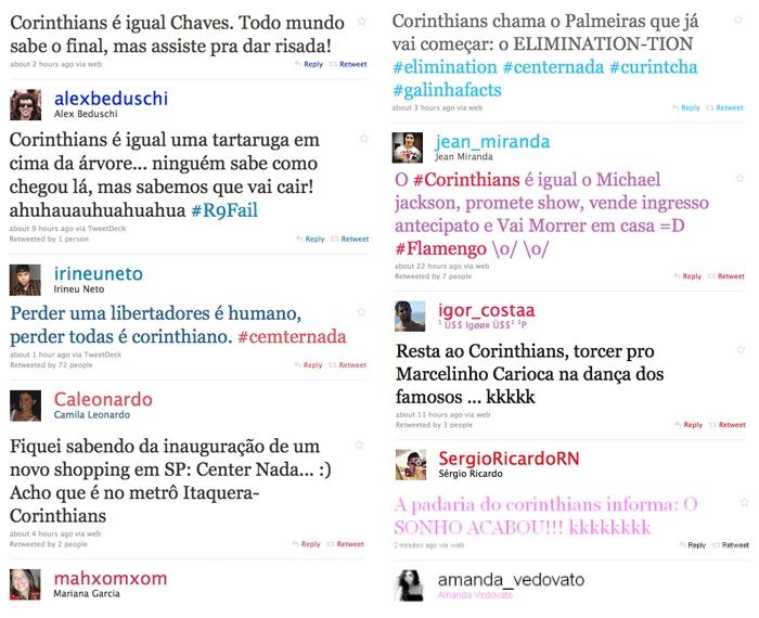 Twitter Corinthians