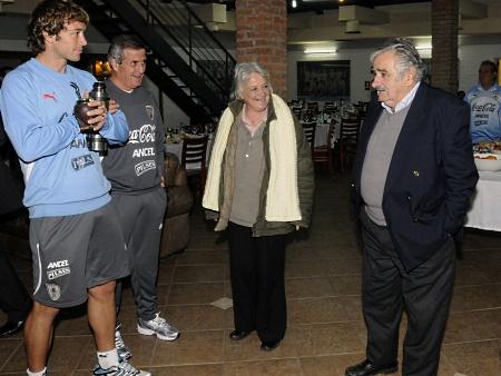 31.mai.2010/Presidência do Uruguai