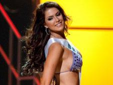 Brasileira diz estar tranquila para a disputa do Miss Universo desta noite