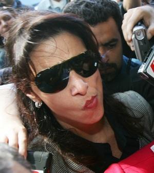 A advogada Carla Cepollina é suspeita de matar o coronel Ubiratan Guimarães, em 2006