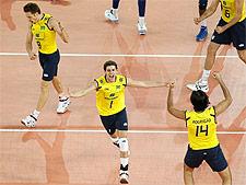 Brasil humilha Cuba na final e é tricampeão mundial de vôlei