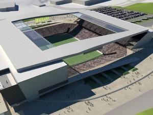 Projeto estádio Corinthians - 300x225