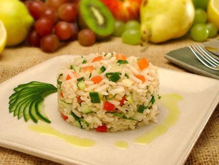 Tabule arroz integral