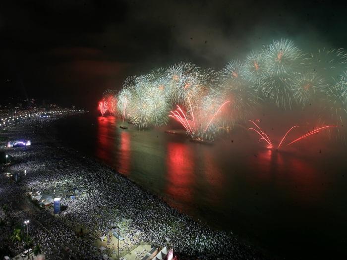 Réveillon no Rio terá shows em todas as regiões da cidade - Rio de ...