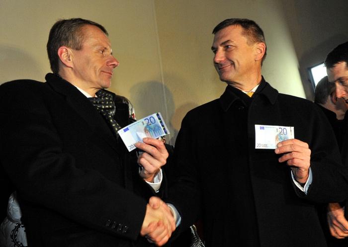 estonia premie euro G
