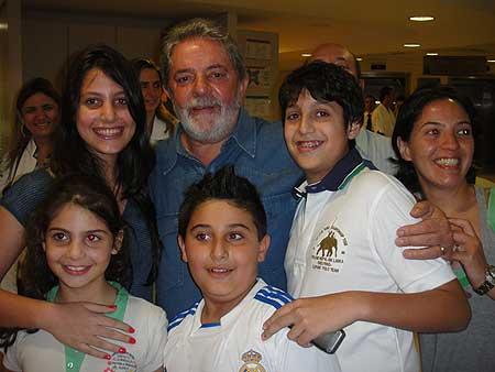Lula crianças - 450 x 338
