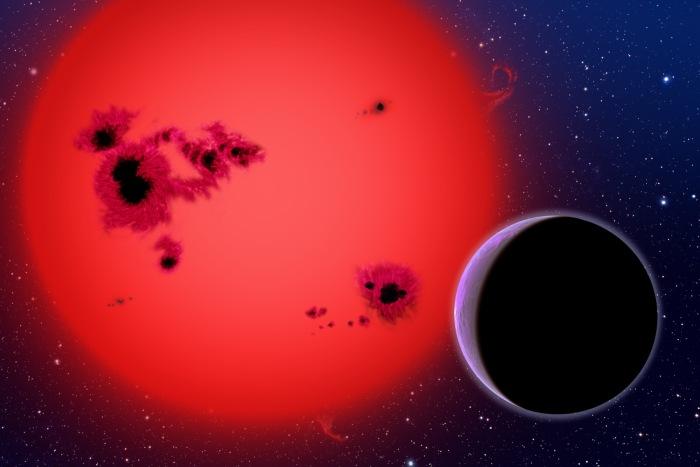 Astrônomos dizem que planetas fora do  Sistema Solar são saída para habitantes da Terra Planeta-GJ1214b-g-20091216