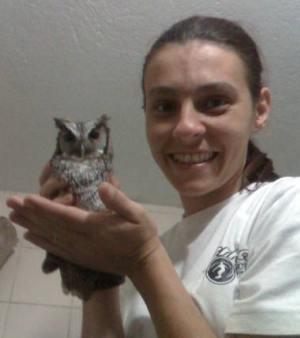 Conheça a bióloga que virou babá de animais - Bichos - R7