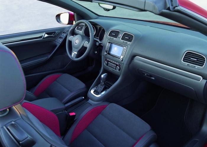 Golf Cabrio interior G