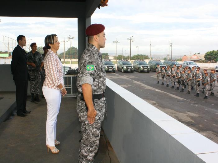 Alessandra Almeida/ Força Nacional