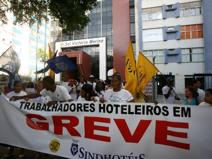 Greve hotéis Salvador