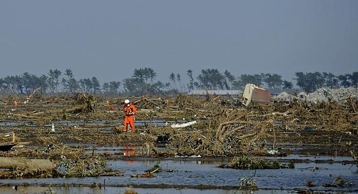 Phillipe Lopez/13.03.2011/AFP