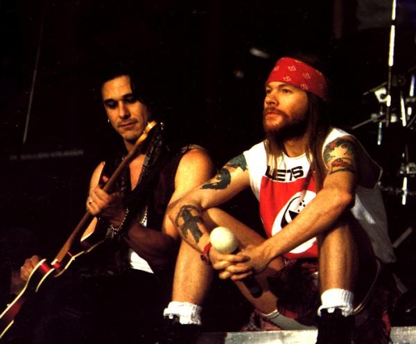 Confira A Galeria De Fotos Completa Da Banda Guns N' Roses