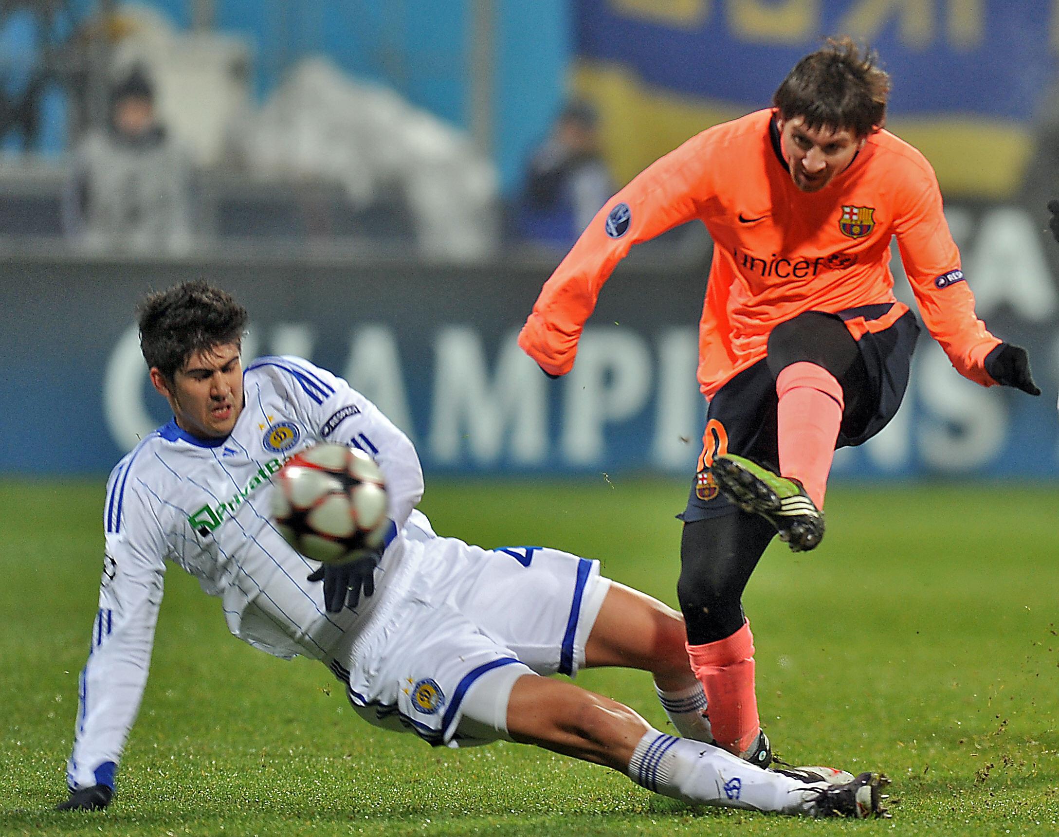 Carrinho de brasileiro pode deixar Barcelona sem Messi no Mundial ...