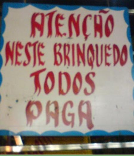 Reprodução / www.trampo.com.br/brasildasplacas