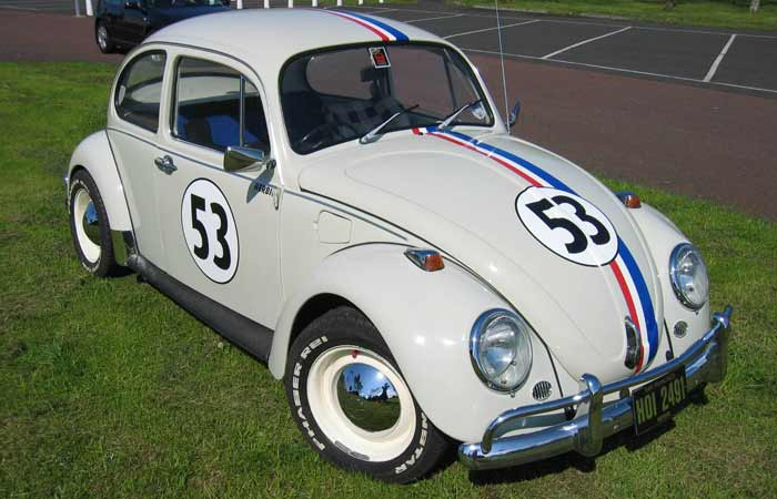 o Herbie (modelo 1963) e