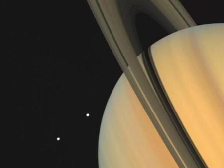 Saturno, anéis