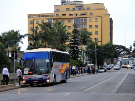N&uacute;mero de &ocirc;nibus fretados em S&atilde;o Paulo caiu 60%, diz sindicato ...