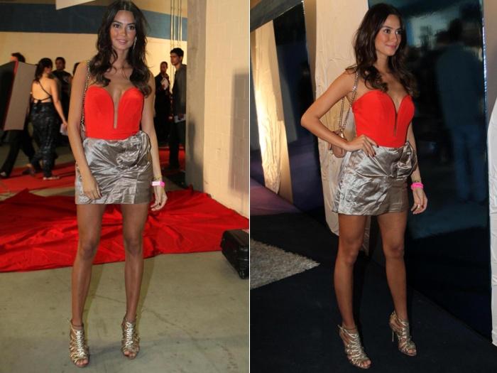 Veja como os famosos se vestiram para o Prêmio Multishow - Foto 1 ...