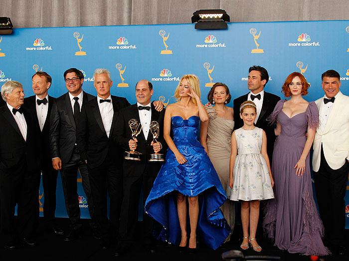 Ganhadores do Emmy 2010