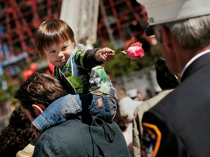 Chris Hondros/11.09.2010/AFP