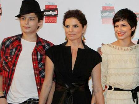 Debora Bloch Filhos debora bloch filhos atriz
