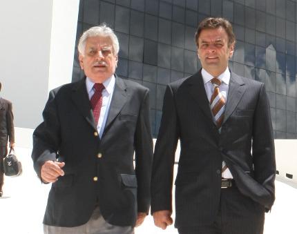 Aécio Cunha e Aécio Neves