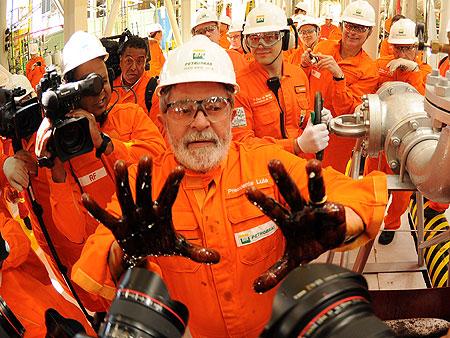 Governo anuncia hoje megapoço de petróleo
