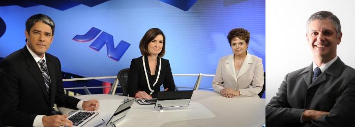 Montagem/Divulgação/Globo e SBT