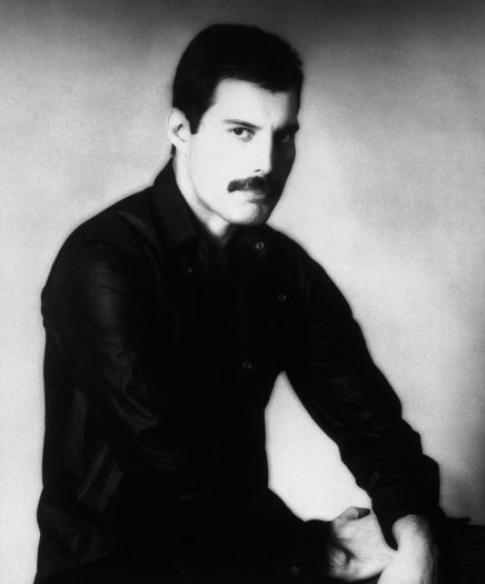 Freddie Mercury não foi o campeão desta vez, mas ele conseguiu ficar entre os melhores colocados, com a sexta posição