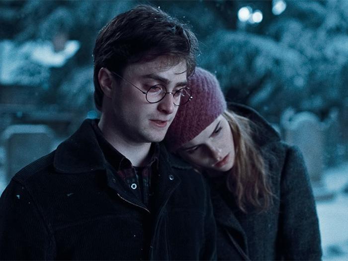 Harry Potter e as Relíquias da Morte - Parte 1
