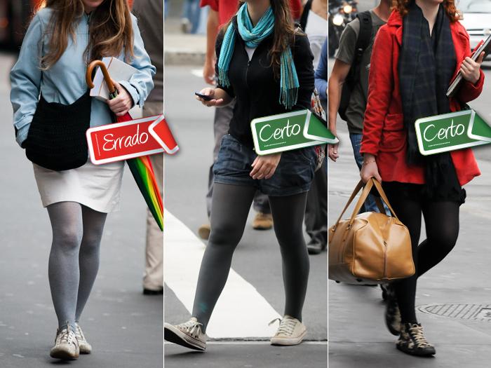 Para usar meia-calçacom tênis é preciso prestar atenção a regras básicas, como a de combinar a cor e o estilo das peças. Nestas horas, o ideal é optar por...