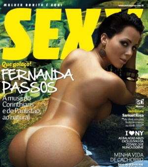 download Revista Sexy – Dezembro 2010 - Scans Digitais + Vídeo + Fotos Exclusivas