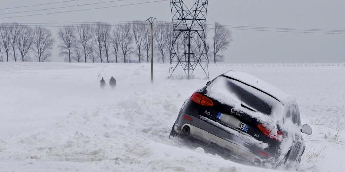Neve Europa 700 350