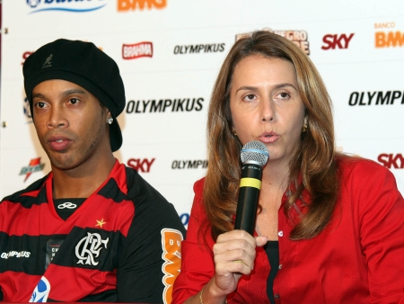 Ronaldinho Patricia Amorim 450