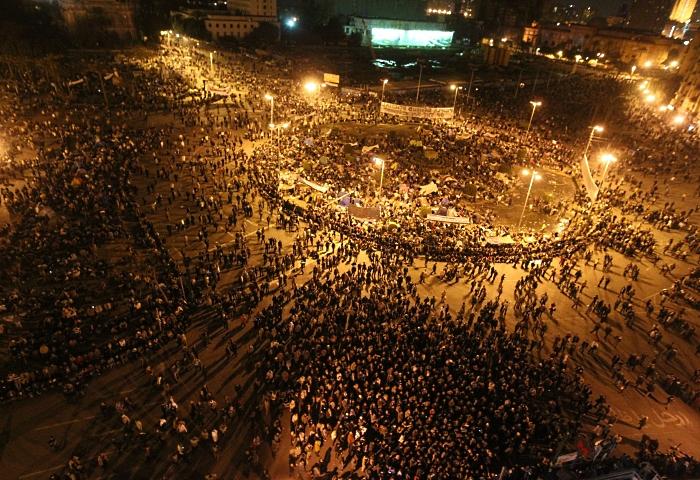 Khaled Desouki/03.02.2011/AFP