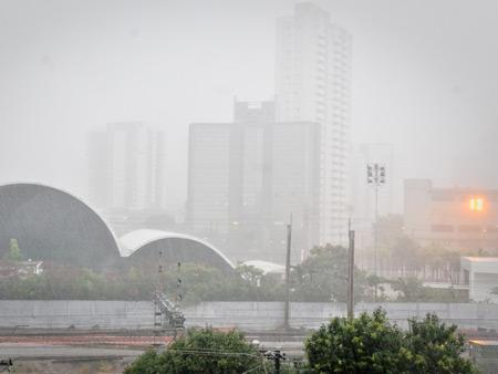 São Paulo chuva