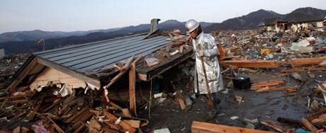 Fotos: Japão ainda busca sobreviventes