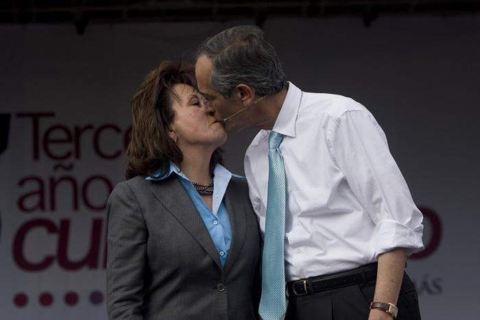 Moises Castillo/14.01.2011/AP